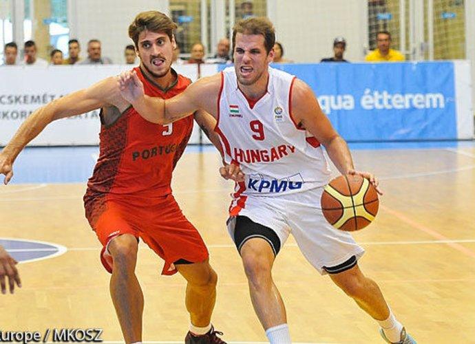 D.Vojvoda padėjo vengrams laimėti (FIBA Europe nuotr.)