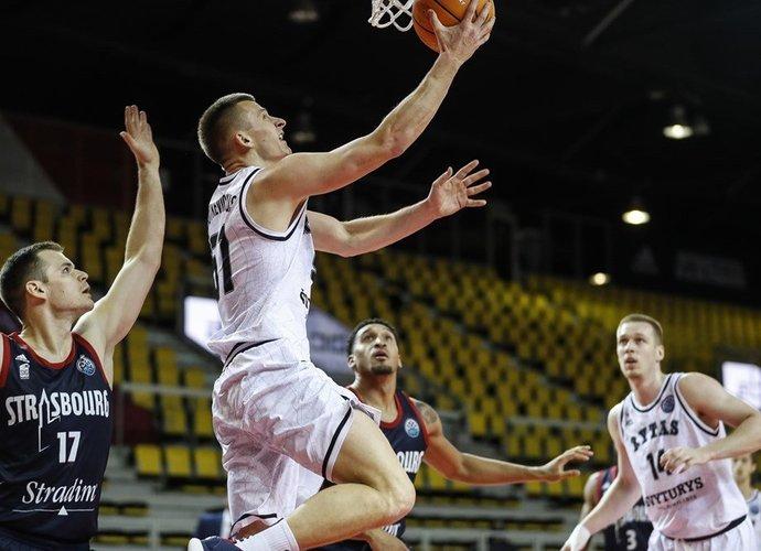 A.Butkevičius patyrė traumą (FIBA Europe nuotr.)