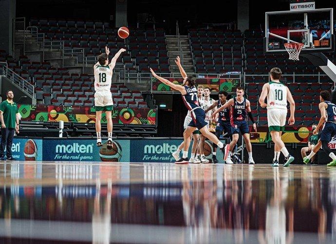 H.Pivorius žais NCAA (FIBA nuotr.)