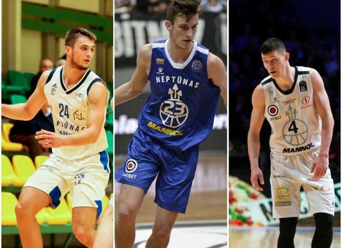 """""""Neptūnas"""" sezoną pasitinka tik su lietuviais krepšininkais"""