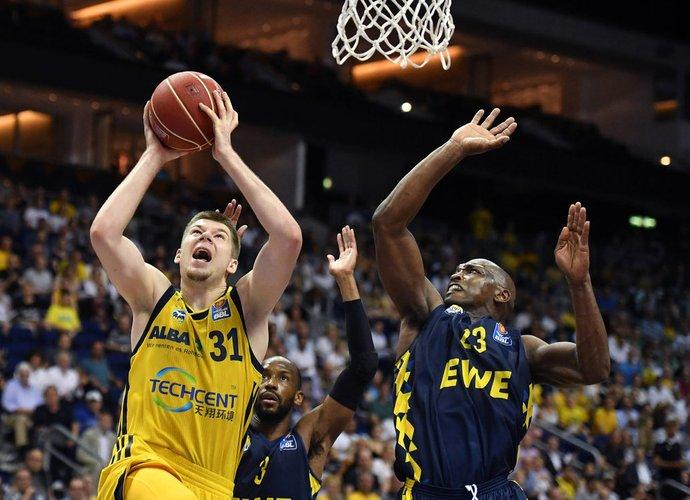 R.Giedraitis pelnė 16 taškų (Scanpix nuotr.)