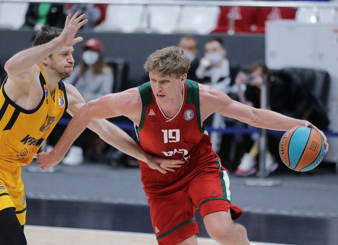 M.Kuzminskas įnešė į pergalę didelį indėlį (Vtb-league.com nuotr.)