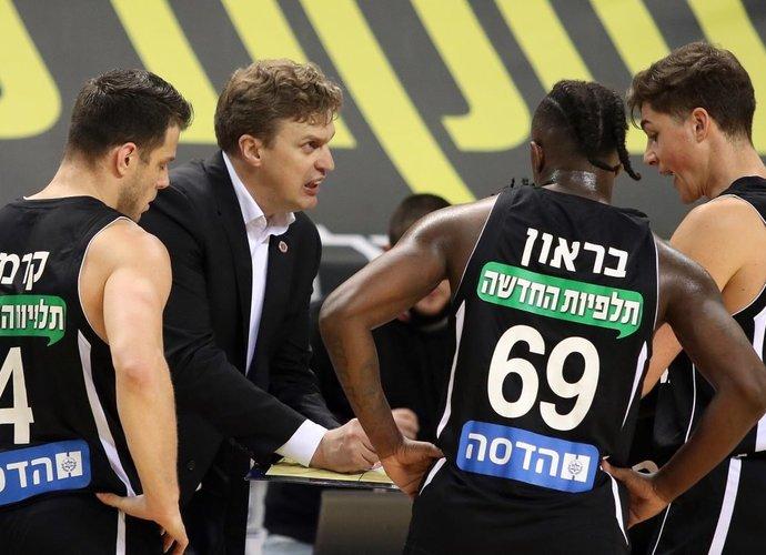 D.Adomaičio ekipa nugalėjo 11-ąjį kartą šiame sezone