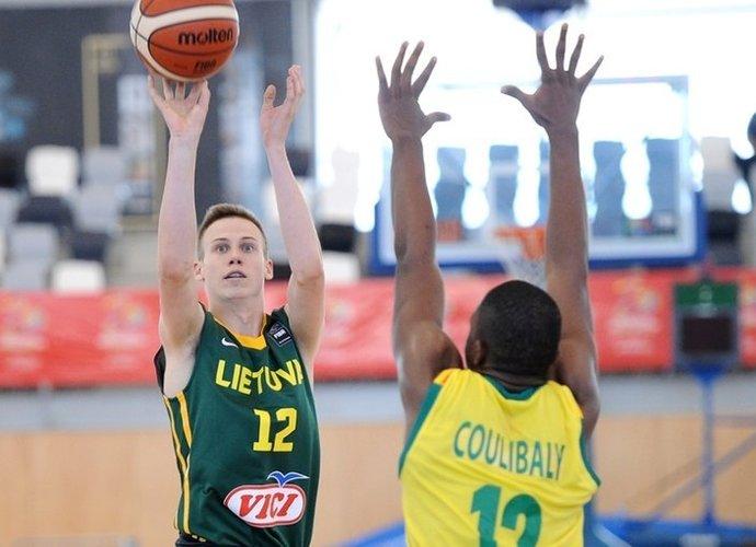 J.Daugėlos 20 taškų pergalei neužteko (FIBA Europe nuotr.)