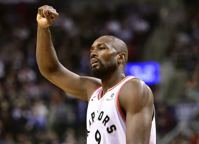 NBA čempionas S.Ibaka nepadės ispanams (Scanpix nuotr.)
