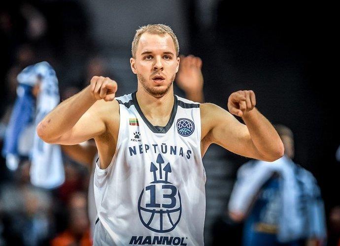 Klaipėdiečiai iškovojo trečią pergalę (FIBA Europe nuotr.)