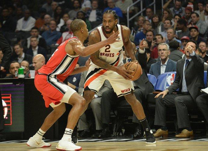 "K.Leonardas vedė ""Clippers"" į priekį (Scanpix nuotr.)"