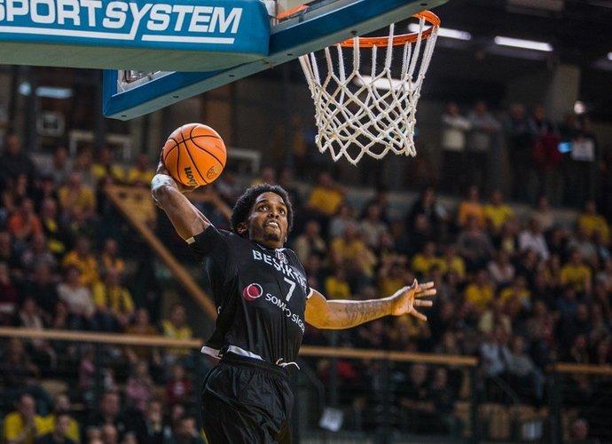 Sh.Mckissicas sužaidė įspūdingas rungtynes (FIBA nuotr.)