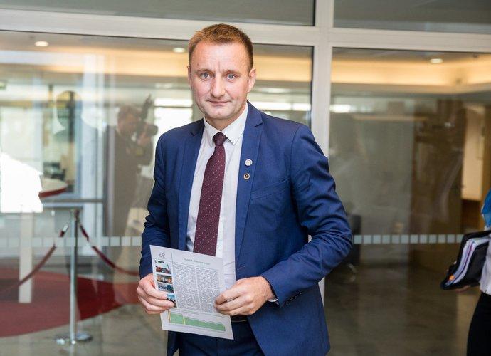 Šiaulių meras atsakė M.Žukauskui (BNS nuotr.)