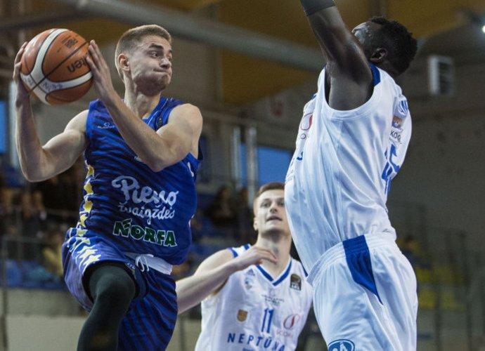 T.Galeckas Pasvalyje žaidžia antrą sezoną (BNS nuotr.)