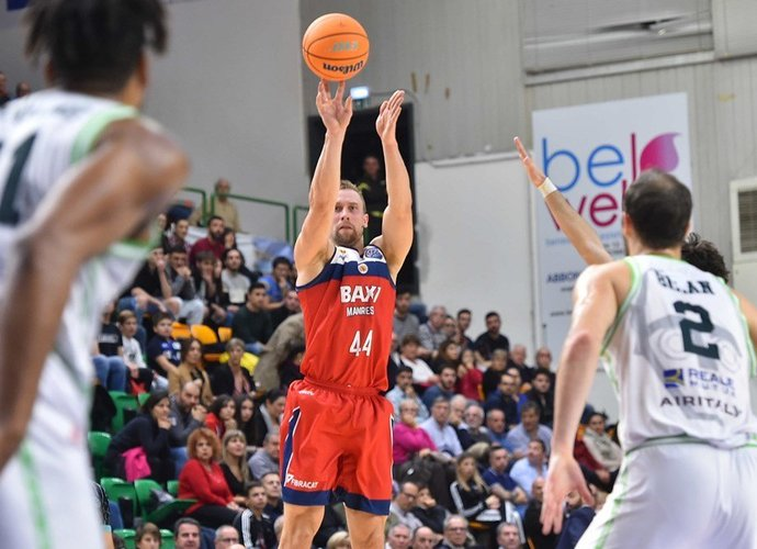 D.Dulkys prametė visus septynis tritaškius (FIBA Europe nuotr.)