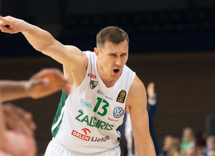 """""""Žalgirio"""" kapitonas 2010 m. vos neatsidūrė sostinės klube (BNS nuotr.)"""