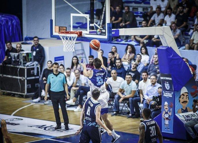 D.Krestininas taškų nepelnė (FIBA nuotr.)