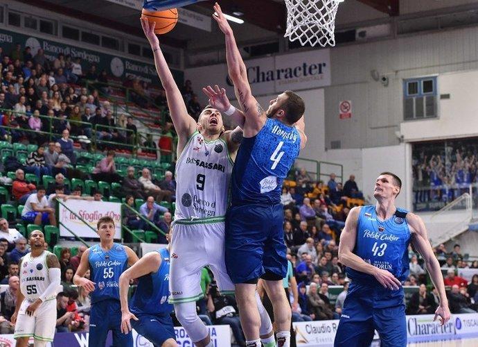 P.Sorokas žaidė 28 minutes (FIBA Europe nuotr.)