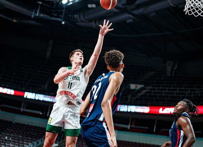 Ą.Tubelio rezultatyvumo neužteko (FIBA Europe nuotr.)