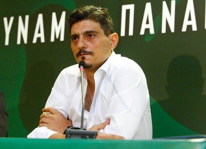 D.Giannakopoulos patyrė nedidelį širdies smūgį