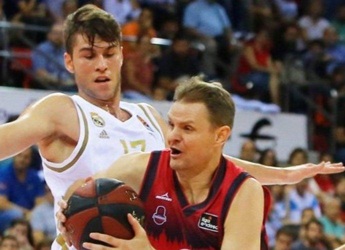 R.Seibutis į klubinį krepšinį grįžo su vėjeliu