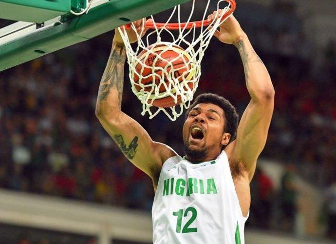 M.Gbinije yra ateities Nigerijos rinktinės žvaigždė (Scanpix nuotr.)