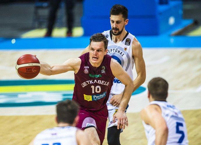 V.Lipkevičius pelnė 20 taškų (www.kavolelis.lt)