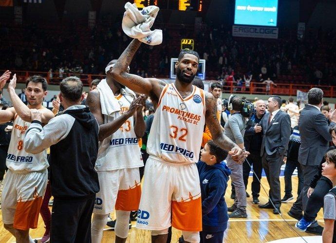 """""""Promitheas"""" sieks dalyvauti Europos taurėje (FIBA nuotr.)"""