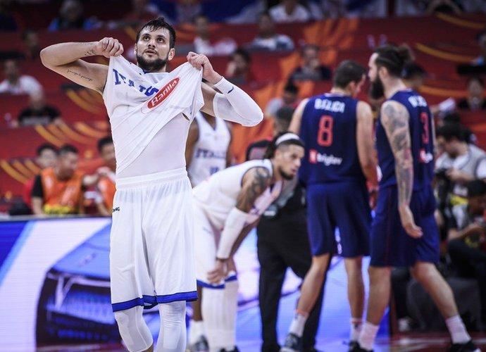 A.Gentile grįžta į gimtinę (FIBA nuotr.)