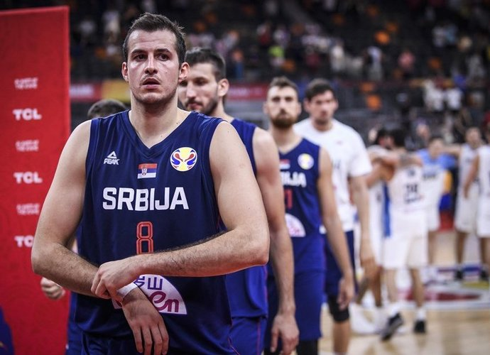 Serbų kova dėl medalių baigta (FIBA nuotr.)