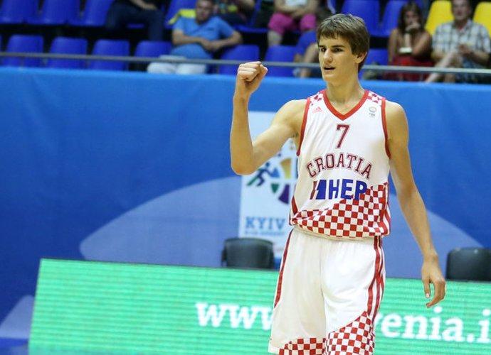 D.Benderis dėl reklamos sutarties praleis pasaulio čempionatą (FIBA Europe nuotr.)