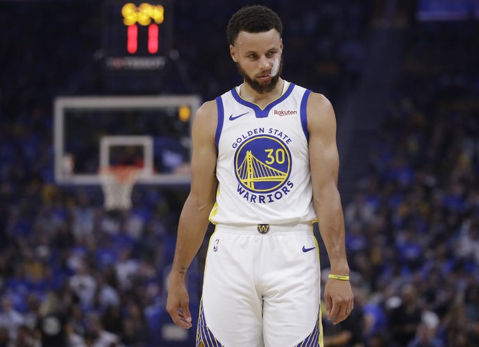 S.Curry ruošiasi grįžti (Scanpix nuotr.)