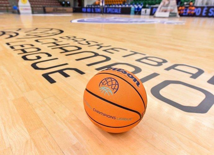 FIBA Čempionų lyga pateikė formatą (FIBA nuotr.)