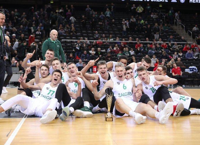 Žalgiriečiai triumfavo turnyre (BNS nuotr.)