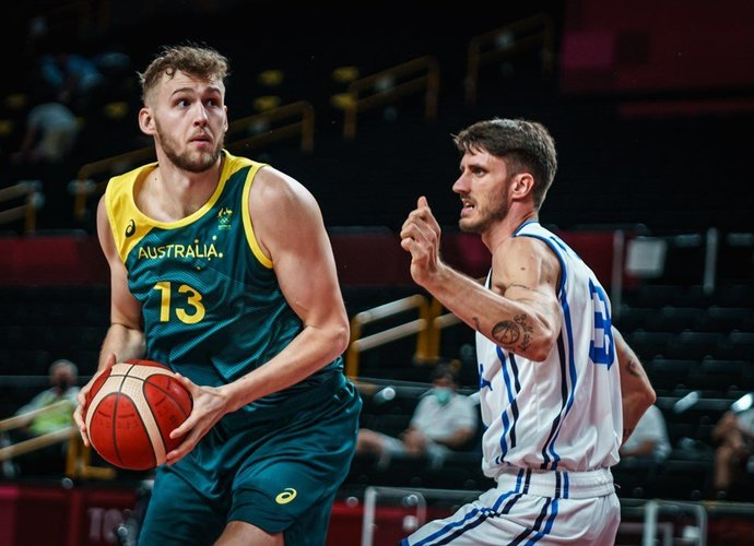 J.Landale'as sužaidė puikias rungtynes (FIBA nuotr.)