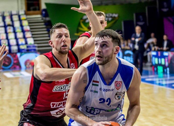 T.Jogėla buvo vienas iš rezultatyviausių ekipos žaidėjų