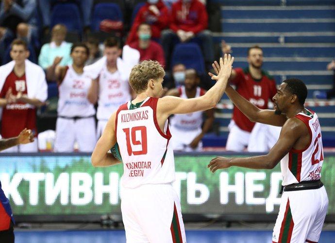 M.Kuzminskas rungtyniavo solidžiai