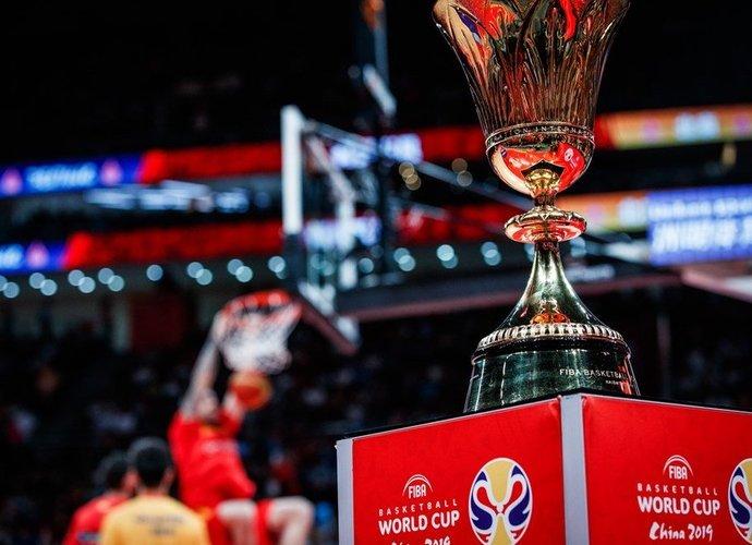 Pasaulio taurės sistema nebus keičiama (FIBA nuotr.)