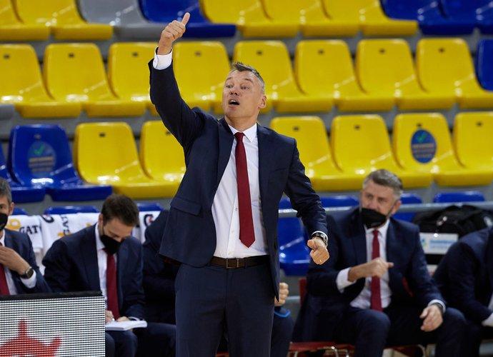 Š.Jasikevičiaus komanda patyrė antrą nesėkmę Ispanijos čempionate (Scanpix nuotr.)
