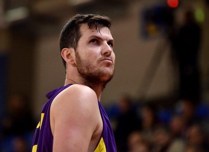 G.Pnini turėtų vėl žaisti Tel Avive (FIBA Europe nuotr.)