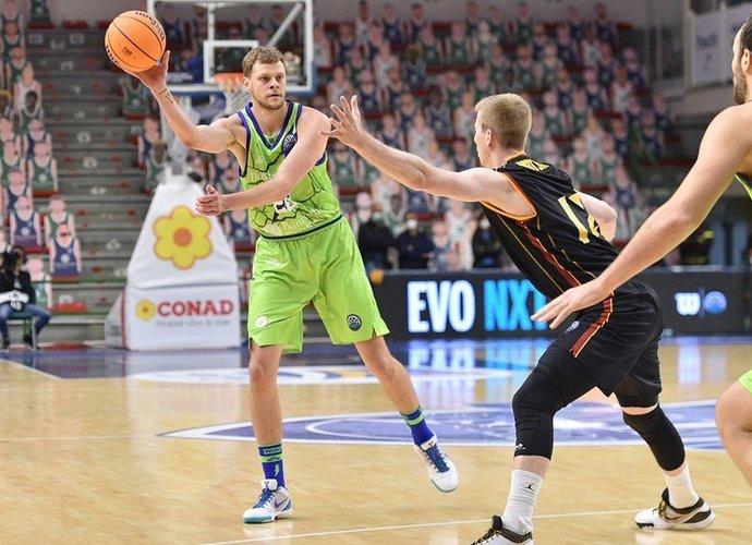 E.Bendžius įmetė 9 taškus (FIBA Europe nuotr.)