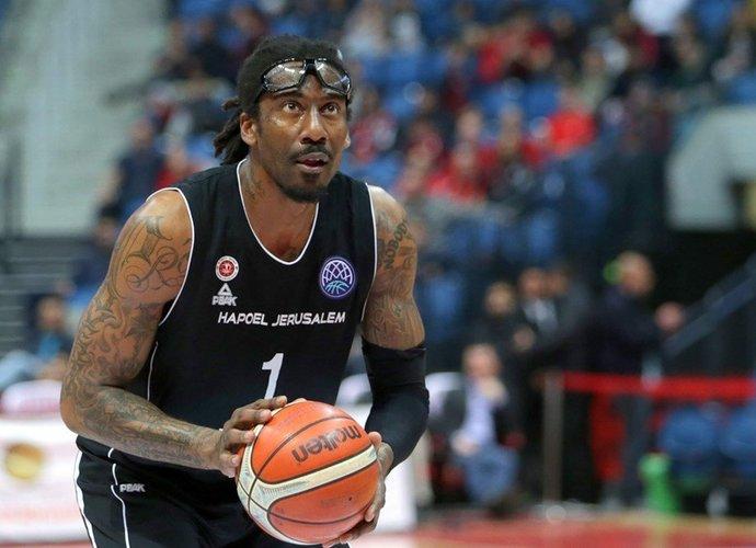 A.Stoudemire'as pasirodė puikiai (FIBA Europe nuotr.)