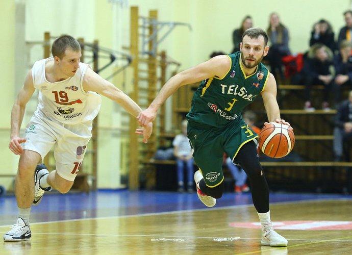 I.Razutis pelnė 19 taškų (Gintaro Šiupario nuotr.)