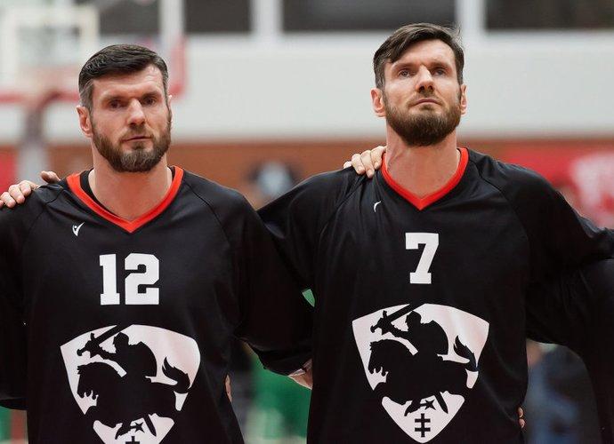 Broliai buvo svarbūs savo komandai (Dainius Lukšta, NKL)