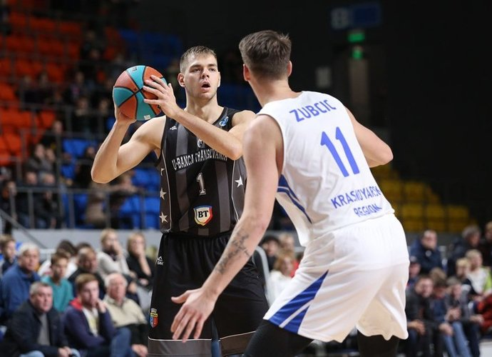D.Tarolis įmetė 9 taškus (FIBA Europe nuotr.)
