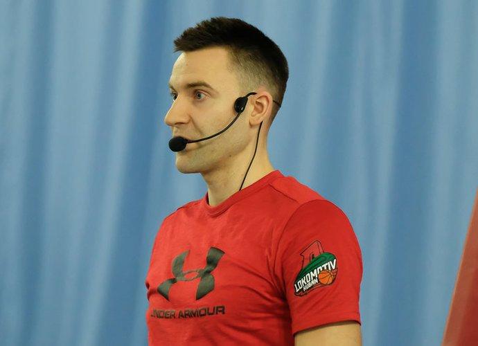V.Valiulis nuo 2016 m. dirba Krasnodare