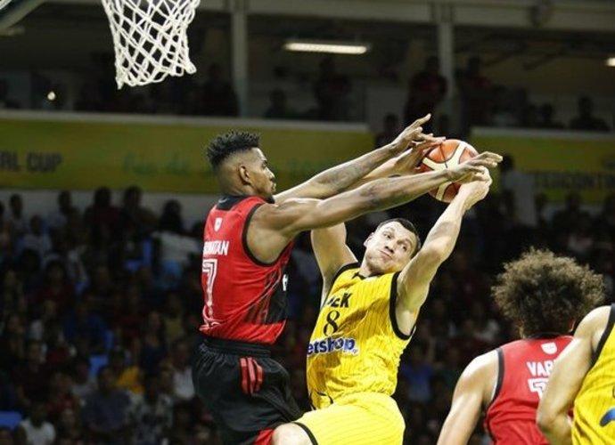 J.Mačiulis buvo geriausias žaidėjas aikštėje (FIBA nuotr.)
