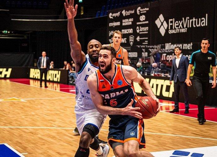 E.Žukauskas buvo solidus (FIBA Europe nuotr.)