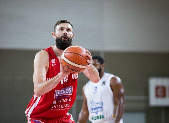 V.Čepukaitis tapo savaitės MVP (BNS nuotr.)