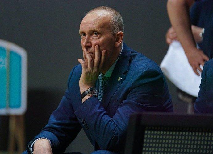 R.Kurtinaitis ir toliau turėtų darbuotis Rusijos klube