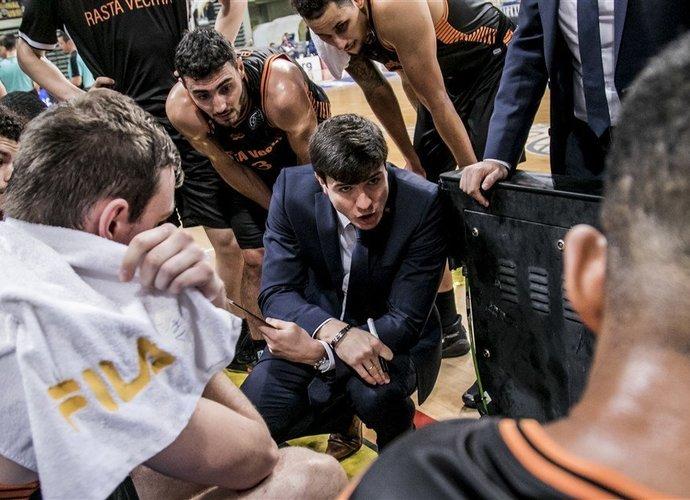 P.Callesas domina sostinės klubą (FIBA Europe nuotr.)