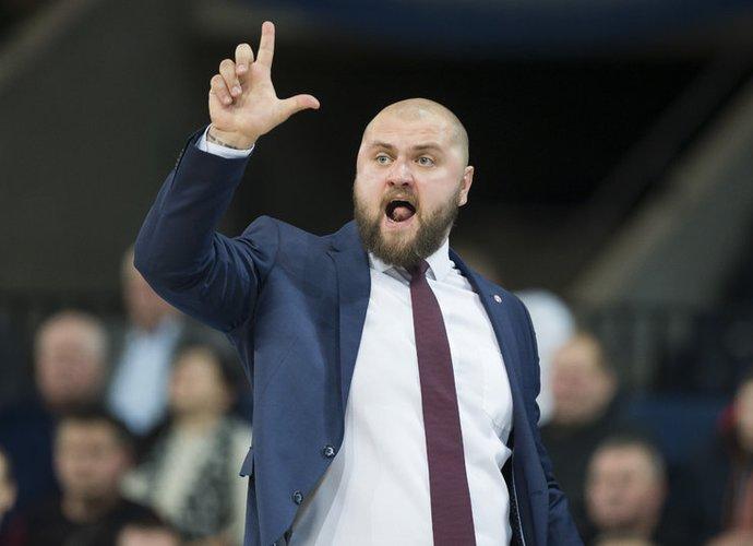 A.Štalbergas dirbs su Latvijos rinktine (www.kavolelis.lt)