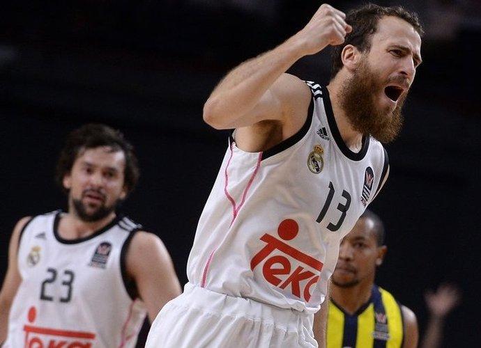 S.Rodriguezas sieks grįžti į NBA (Scanpix nuotr.)