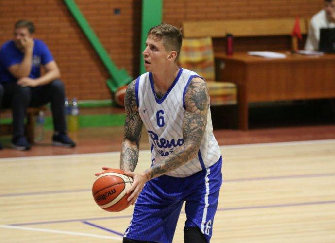 A.Šikšnius bus svarbus žaidėjas Pasvalyje (Foto: Vytautas Mikaitis)